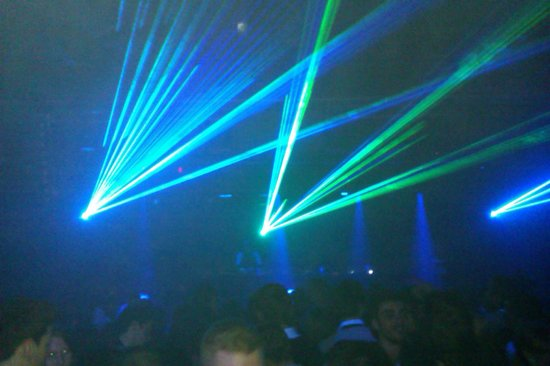 Ministry of Sound : Lazers in the Box