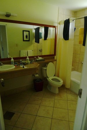 Doubletree Resort by Hilton, Central Pacific - Costa Rica: Bathroom