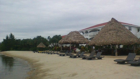 Belize Ocean Club : Beach!