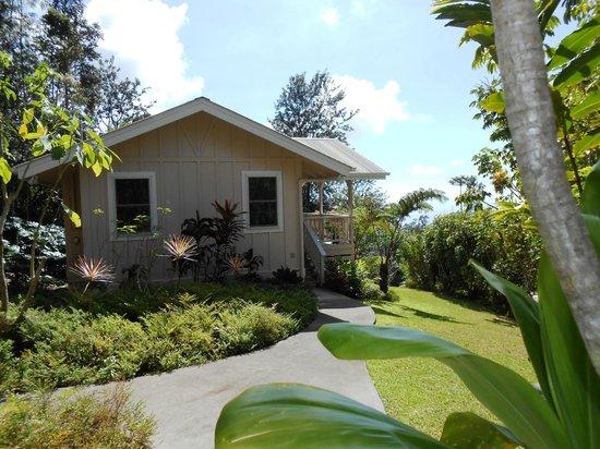 Nancy's Hideaway: Nahele Cottage