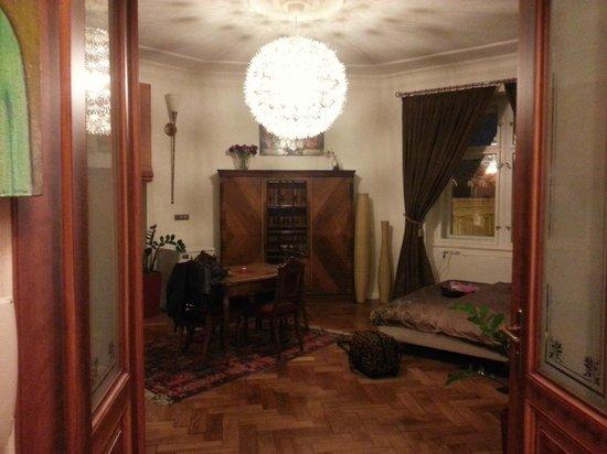 Malostranska Residence: decor
