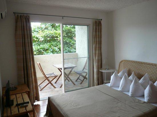 Hotel Villa Iguana: Chambre