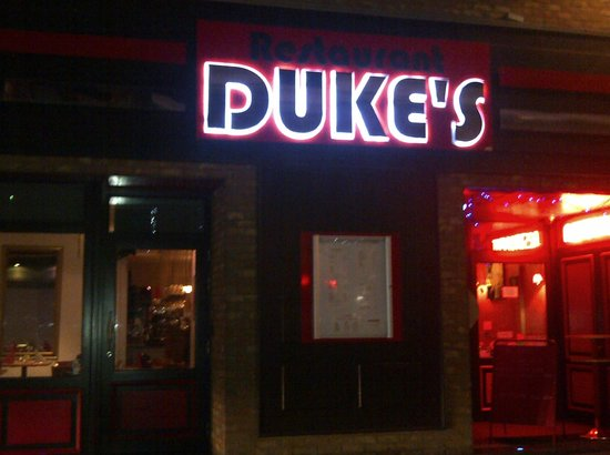 Mouscron, Belgique : The Duke's
