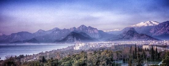 Rixos Downtown Antalya: View from room 473