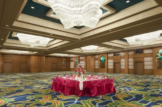 Moody Gardens Hotel Spa & Convention Center: Ballroom