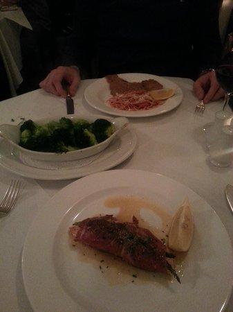 Giuseppe's: Yummy food!