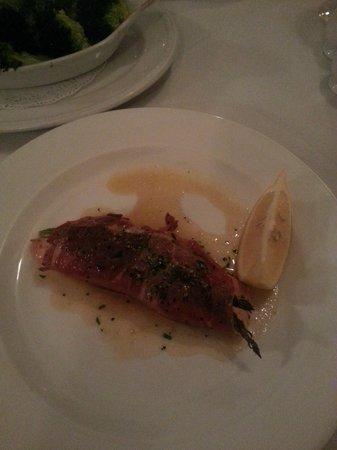 Giuseppe's: Main Salmon