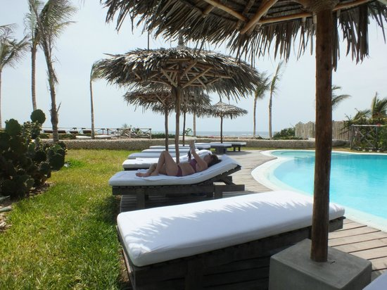 Mawe Resort: relax