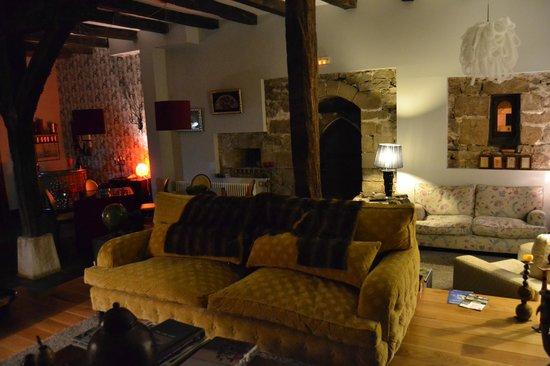 Hotel Posada y Restaurante Torre Berrueza: Entrada