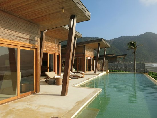 Six Senses Con Dao: our villa