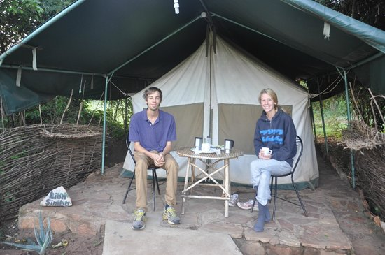 Oldarpoi Mara Camp: Lodging