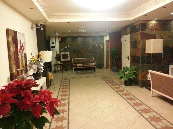 La Aldea Suites Hotel : hall