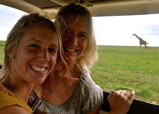 Oldarpoi Mara Camp : Safari they provide it all
