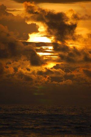 Makanas: sunset santa teresa