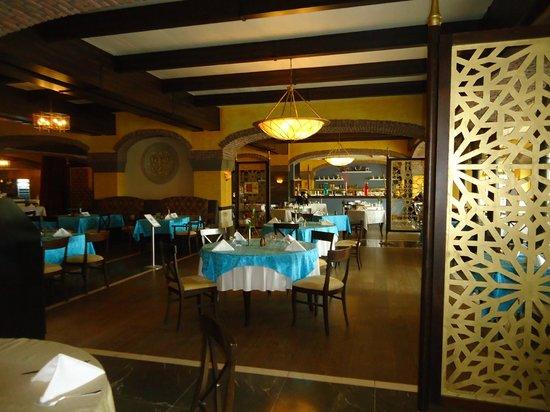 Kempinski Hotel The Dome: Speisesaal im Buffetrestaurant
