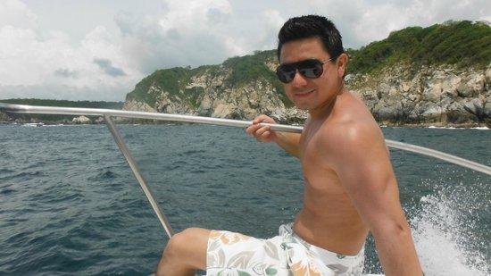 Secrets Huatulco Resort & Spa: TOUR 7 BAHIAS