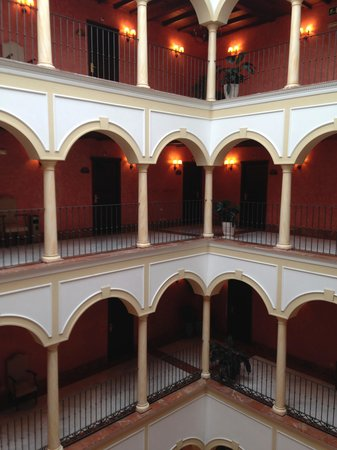 Vincci La Rabida Hotel : Hall