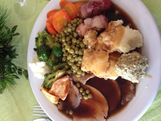 The Rovers Return Inn: Christmas Day dinner