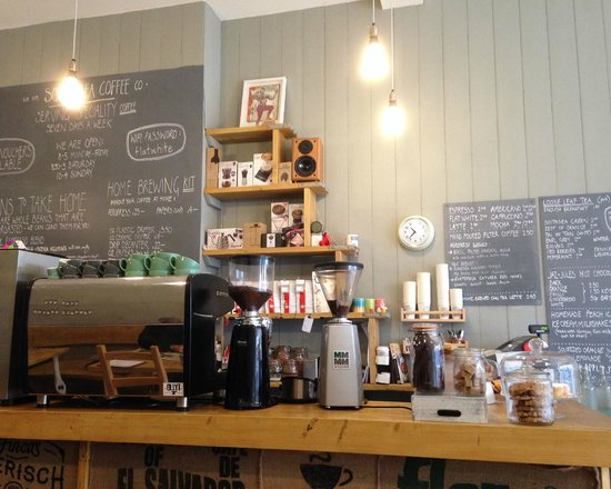 Southsea Coffee Co: Bright and Cheerful with Great Coffee