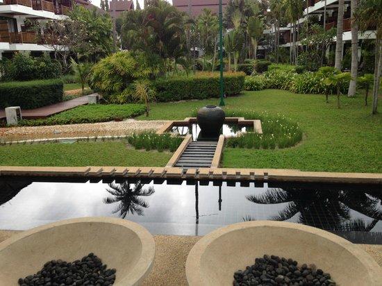 Amari Koh Samui: вид на двор