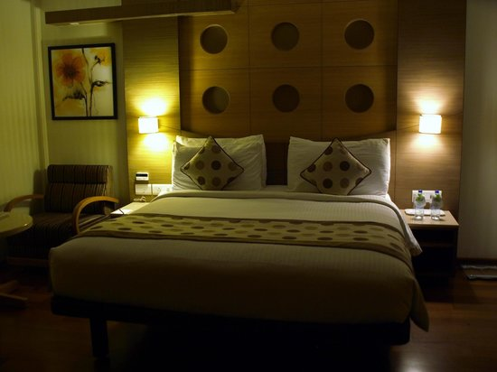 Goldfinch Hotel Bangalore: Ma chambre