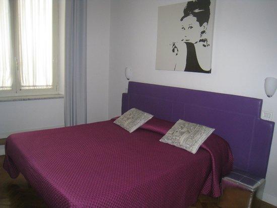 Spaccanapoli Comfort Suites: My room