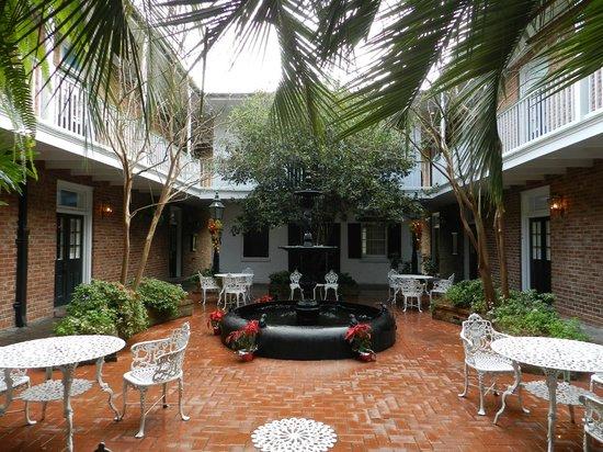 Hotel Provincial: Court Yard #1