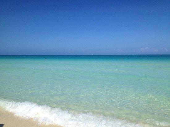 Melia Buenavista: Der Strand
