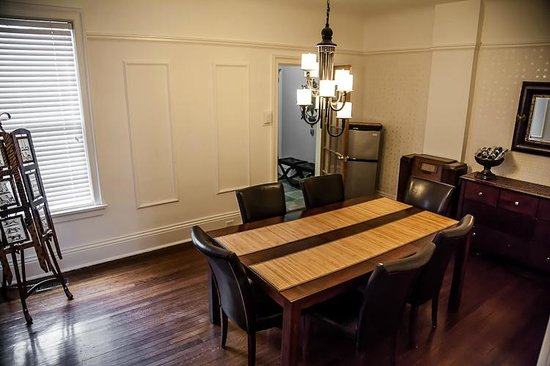 The Winchester Toronto-Tourist Home: Dining room for up to 10 people