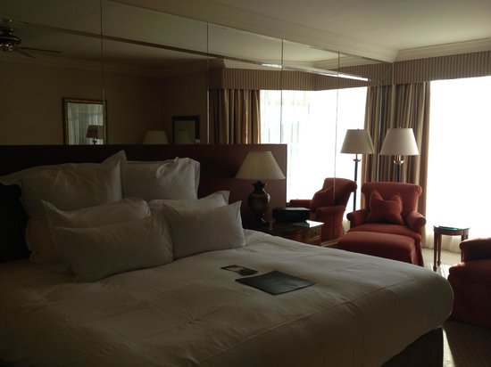 Old Course Hotel, Golf Resort & Spa: My room