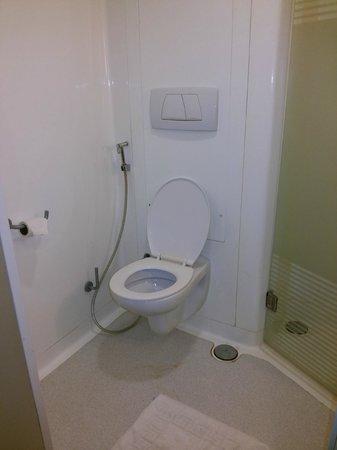 Hotel Formule1: Wash room