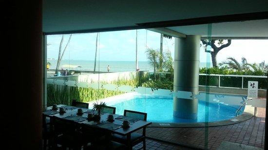 Verdegreen Hotel: piscina minuscula
