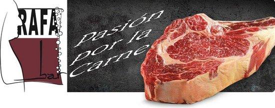 El bar de Rafa (PSE): Pasión por la carne