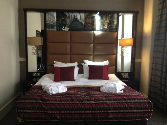 Grand Central Hotel: My room