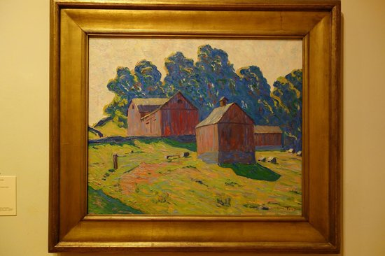 The Phillips Collection: Allen Tucker
