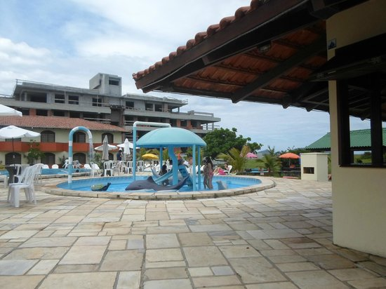 Morro Das Pedras Praia Hotel: complejo de piles