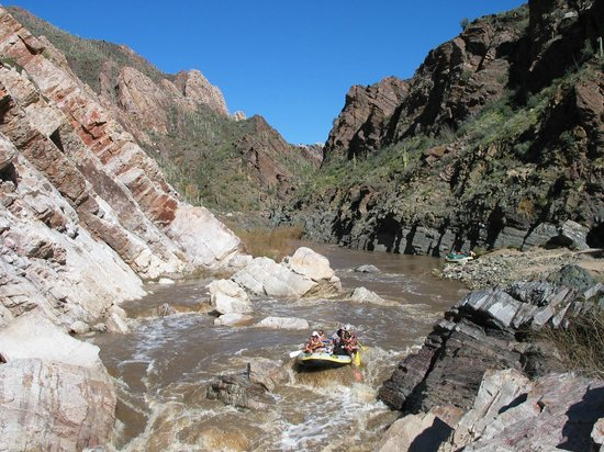Arizona Rafting by Wilderness Aware