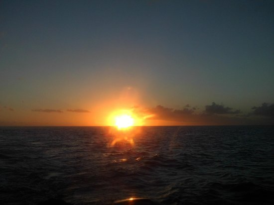Julian Boat Tours: sunset boat ride