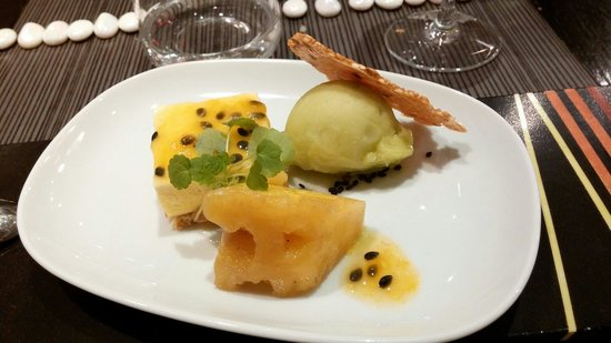 Youpala Bistrot : Le dessert