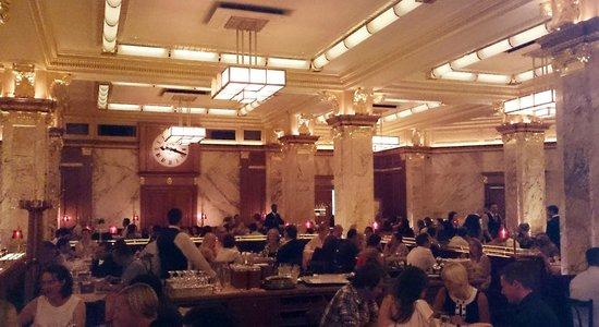 Brasserie Zedel art Deco restaurant - Picture of Brasserie Zedel ...