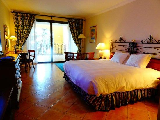 Hilton Malta: mein Zimmer