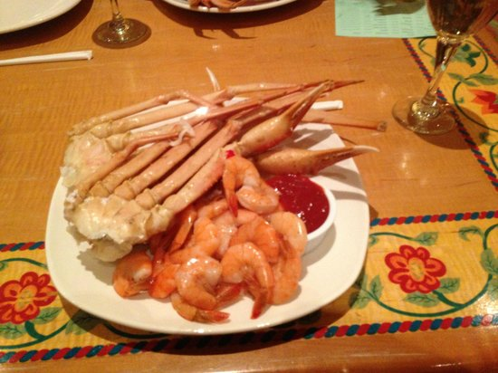 Beau Rivage Resort & Casino Biloxi: The Buffet - Seafood buffet on Friday worth starving all day