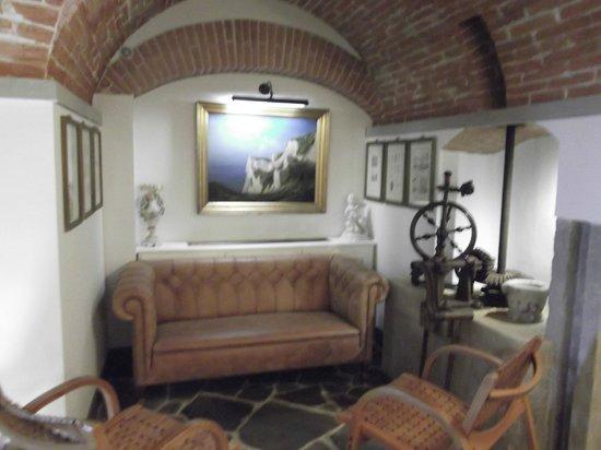 Hotel Mulino di Firenze : seating area