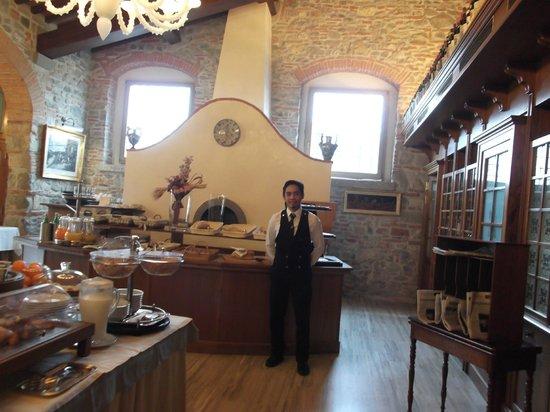 Hotel Mulino di Firenze: our favourite person. :)