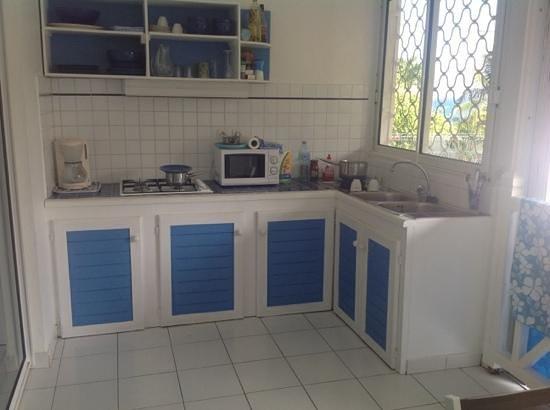 Residence Cocody : cucina