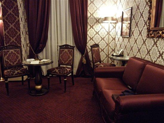Hotel Londra Palace : Junior suite 216