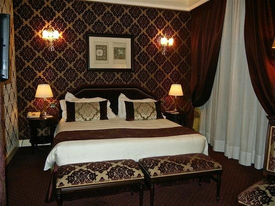 Hotel Londra Palace: Junior suite 216