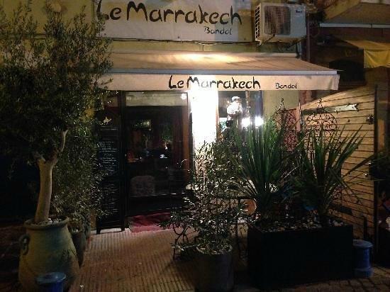 Le Marrakech: BIENVENUE AU MARRAKECH BANDOL