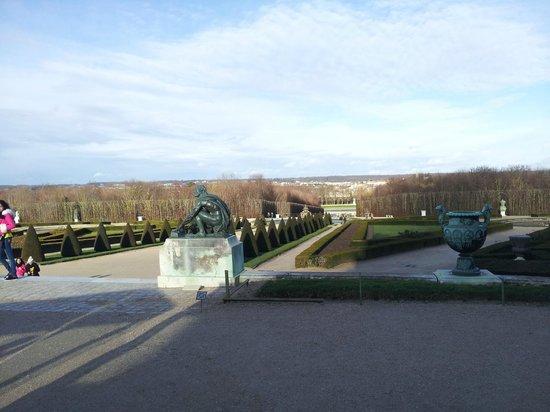 The Trianons & The Hamlet: giardini
