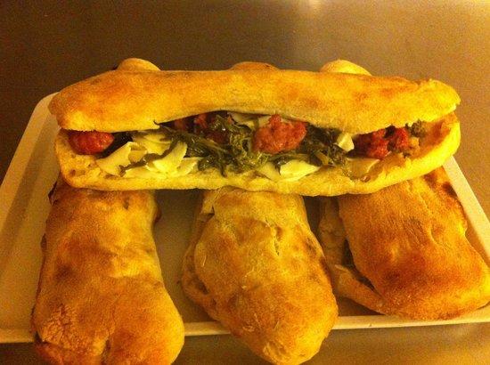 Idea Pizza : I panini